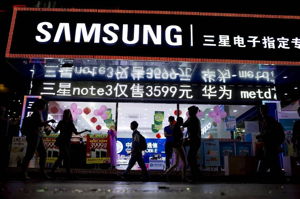 Samsung требует почти $500 млн за отказ Sharp поставлять ТВ-панели