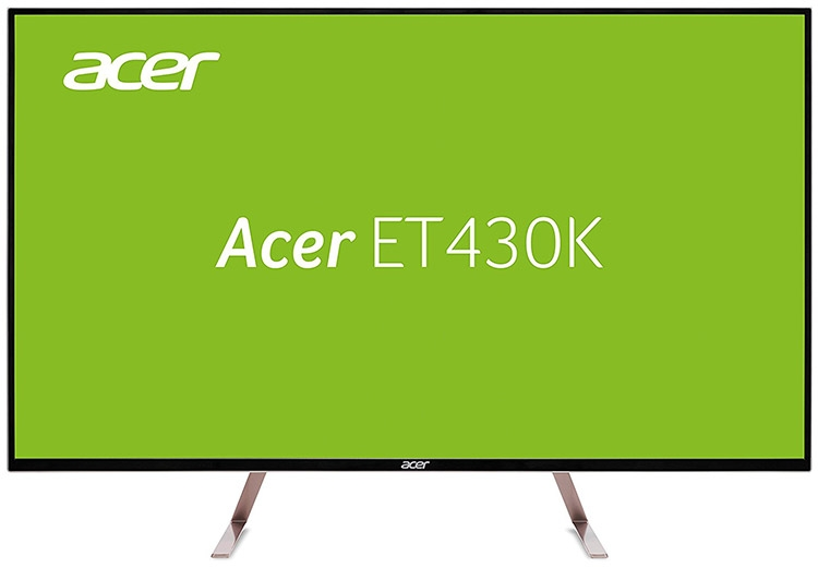 Монитор Acer ET430Kbmiippx
