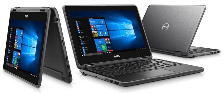 Ноутбуки Dell Latitude 11 и Latitude 13