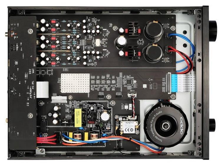 Новый ЦАП Oppo Sonica DAC поддерживает частоты дискретизации до 768 КГц