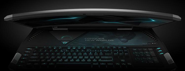 Изучаем «начинку» флагманского ноутбука Acer Predator 21 X