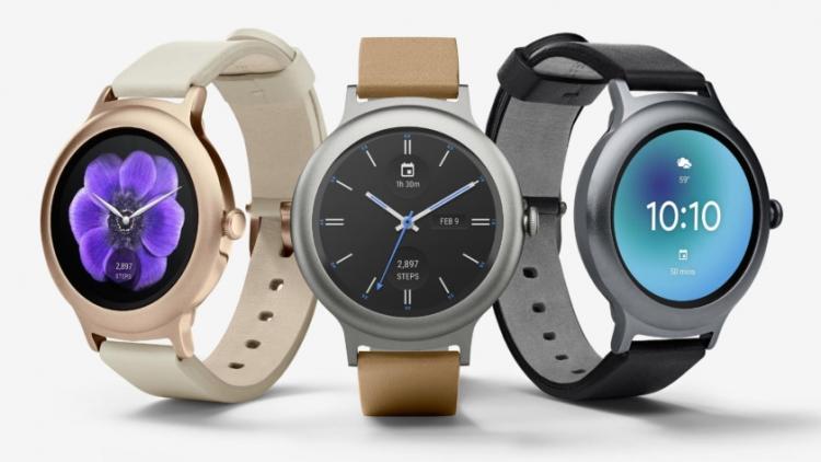 e75b97cd77af LG Watch Style и LG Watch Sport — первые смарт-часы на Android Wear 2.0