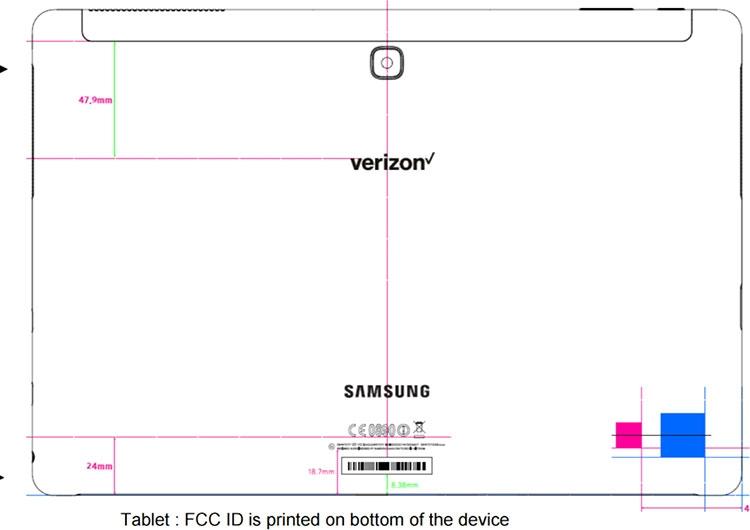 Характеристики Windows-планшета Samsung Galaxy TabPro S2 стали известны благодаря FCC