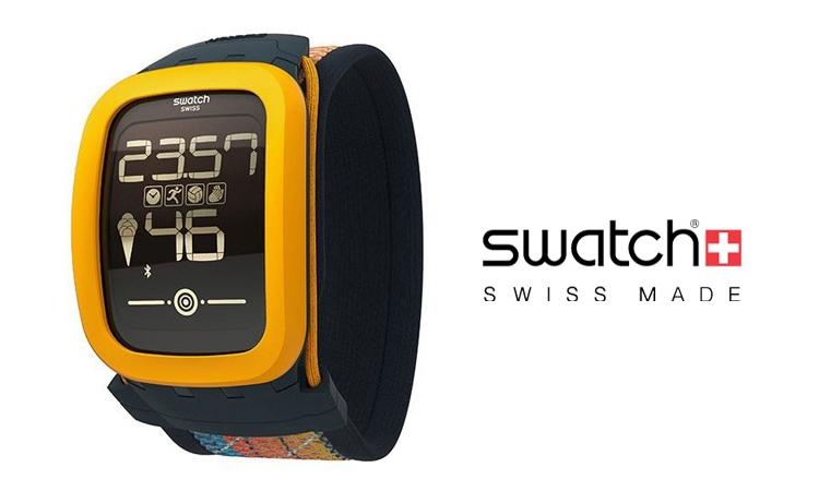 Совсем скоро Swatch разработает свою платформу для «интеллектуальных» часов