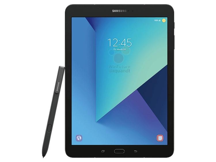 Планшет Samsung Galaxy Tab S3 с пером S Pen