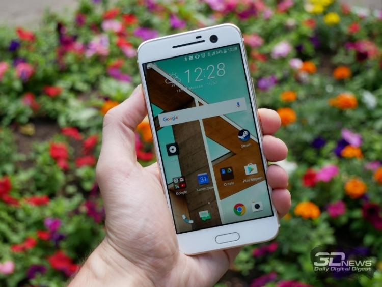 HTC сообщила о $100 млн убытков в четвёртом квартале и падении выручки на 13 %