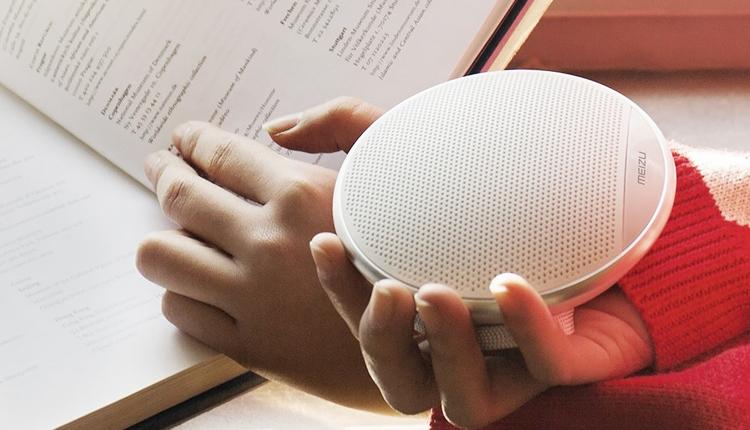 Meizu оценила новый портативный Bluetooth-динамик в $25