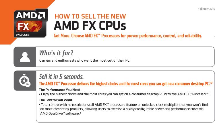Выдержка из документа AMD