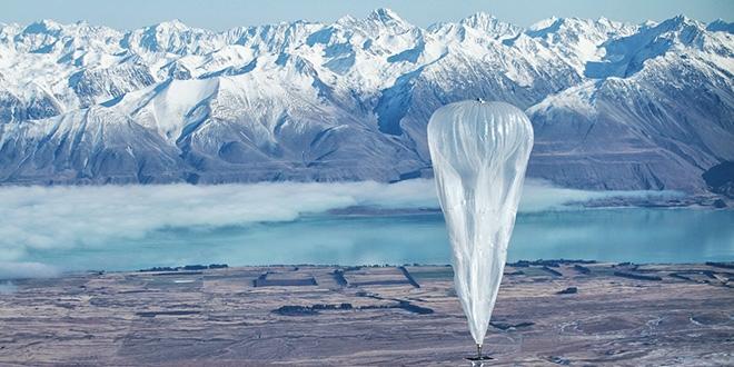 Проекту Project Loon потребуется гораздо меньше воздушных шаров