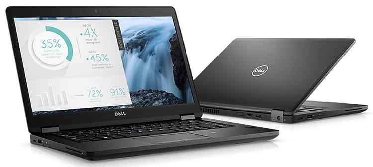 Бизнес-ноутбук Dell Latitude 5480 может работать с внешними видеокартами