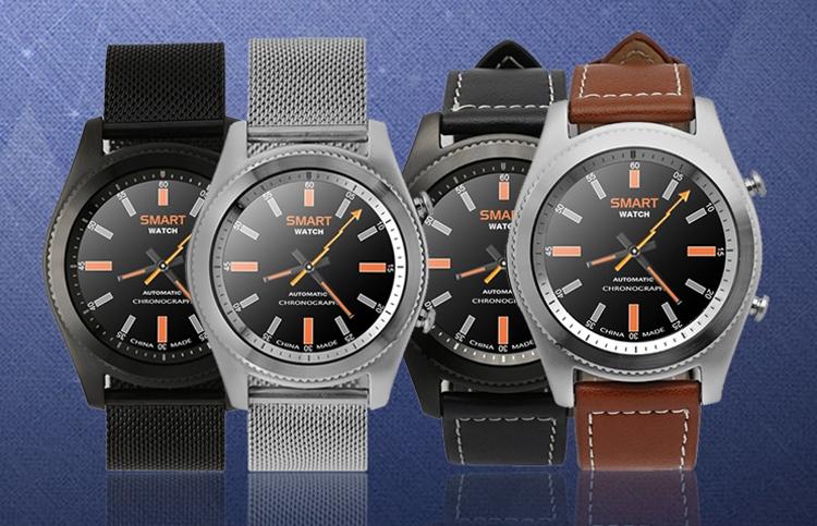 Смарт-часы No.1 S9
