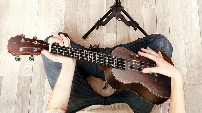 Смарт-гитара Xiaomi Mi Populele Smart Ukulele: когда нет слуха, но есть желание