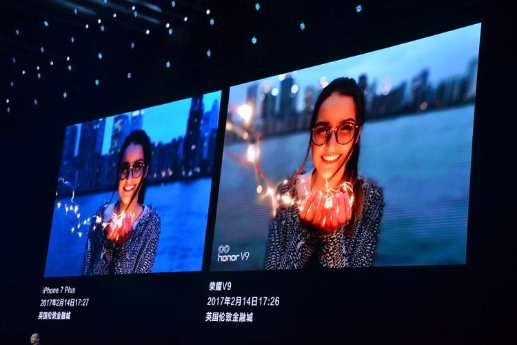 Huawei представила смартфон Honor V9 с чипом Kirin 960 и 6 Гбайт ОЗУ