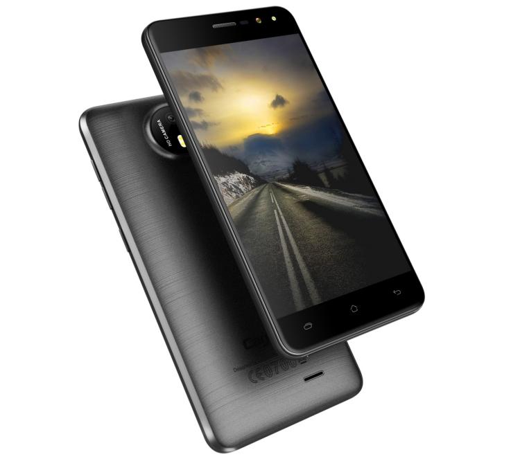 Новый бренд Cagabi выпустит бюджетный смартфон с дисплеем Dual-Edge