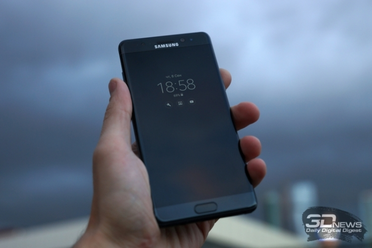 Samsung: восстановленные Galaxy Note 7 не будут продаваться в Индии