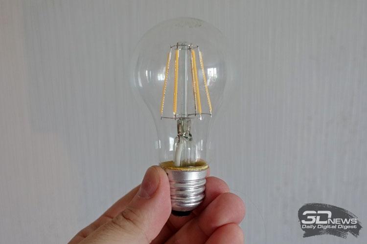 Создан люминесцентный материал для накопления света от LED-ламп