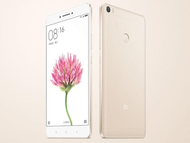 Фаблет Xiaomi Mi Max 2 получит чип Snapdragon 660 и 6 Гбайт ОЗУ