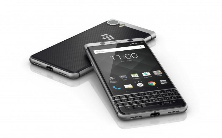 MWC 2017: смартфон BlackBerry Mercury представлен официально под именем KEYone