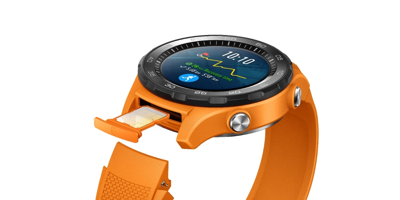 Смарт часы huawei watch 2 classic
