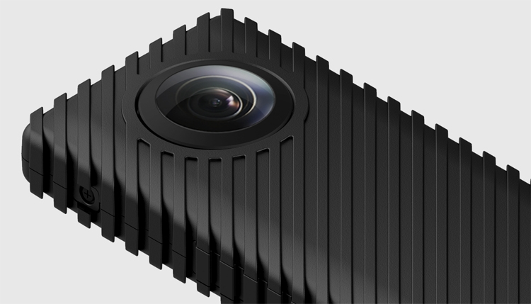 MWC 2017: камера Ricoh R Development Kit для видеотрансляций с охватом 360 градусов