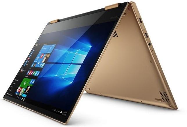 Ноутбуки Lenovo Yoga 520 и Yoga 720