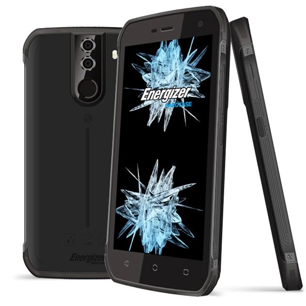 Защищённые смартфоны Energizer Energy E520LTE и Energy E550LTE