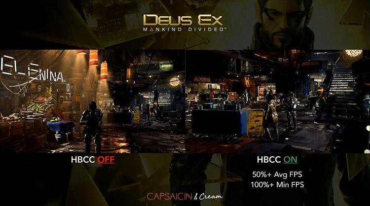 Тест AMD HBCC (High-Bandwidth Cache Controller)