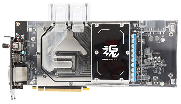 Gainward GeForce GTX 1060 6GB GameSoul Ice Soul
