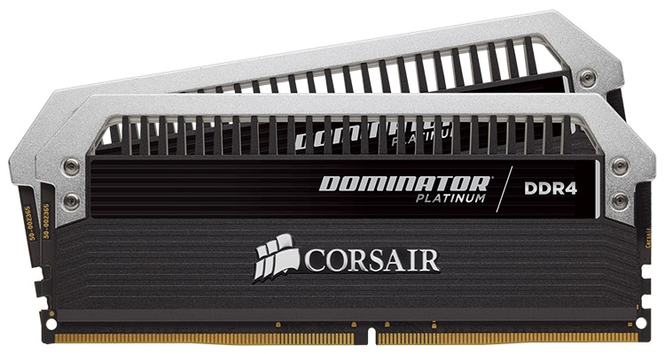 Dominator Platinum DDR4-3000 (CMD16GX4M2B3000C15)