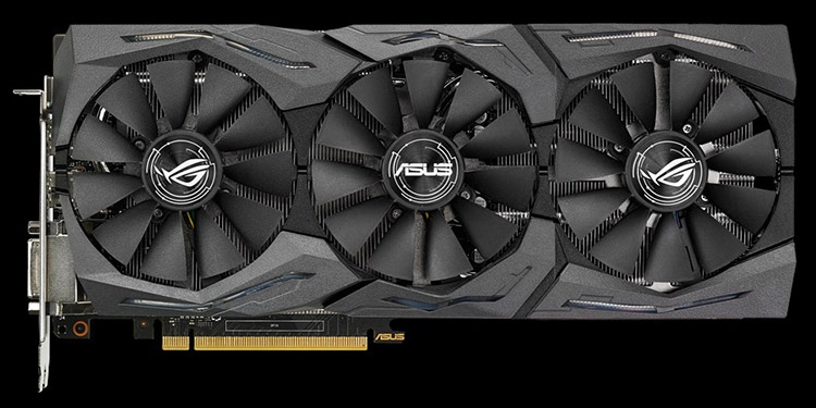 ASUS ROG Strix GeForce GTX 1080 Ti OC (ROG-STRIX-GTX1080TI-O11G-GAMING)