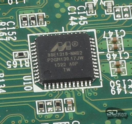 Гигабитный сетевой контроРРер