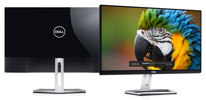 Dell S2318NX имеет более основательную подставку