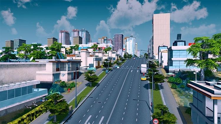 Cities skylines режим ночи