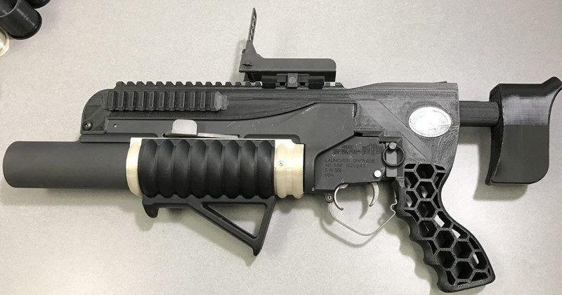 Армия США испытает созданные на 3D-принтере гранатомёты R.A.M.B.O.