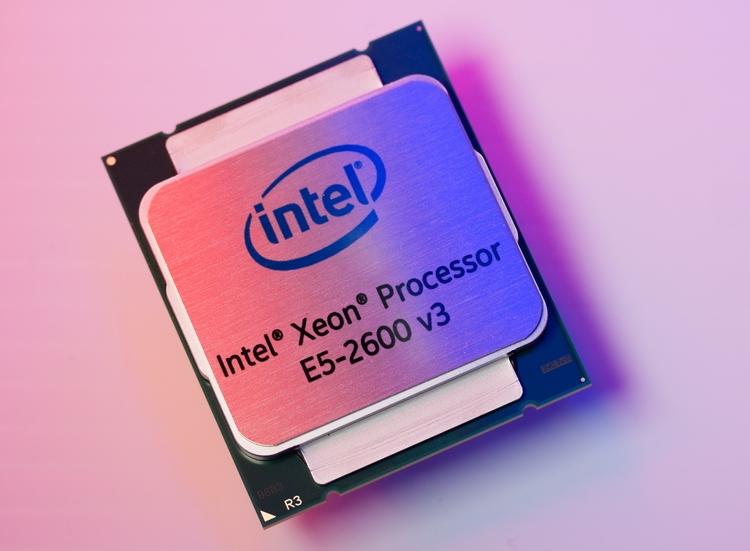 Процессоры Intel Xeon E5 V3 позволяют задействовать