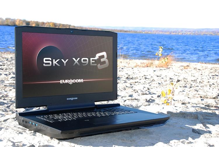 Ноутбук Eurocom Sky X9E3