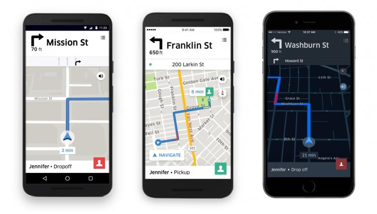 скачать приложение убер для клиентов для айфона - фото 11
