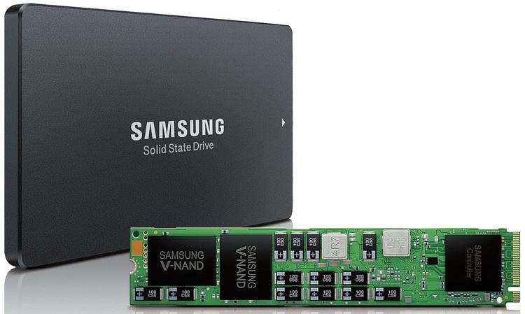 Главный соперник: Samsung PM963