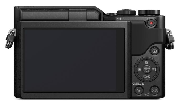 Фотокамера Panasonic Lumix GX800 поддерживает видеосъёмку в формате 4K