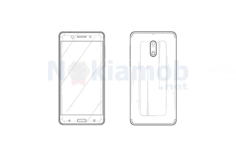 HMD патентует дизайн смартфонов Nokia 3, 5 и 6