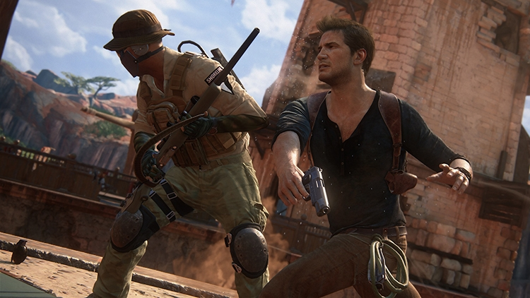 Uncharted 4 A Thiefs End 0