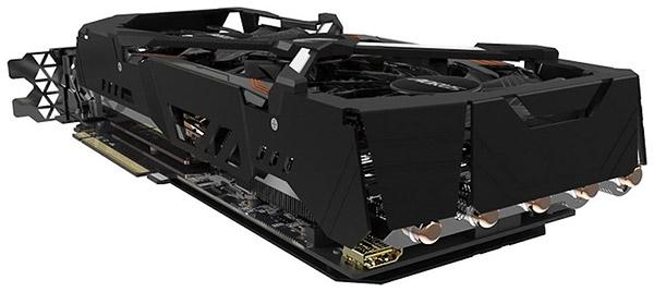 Видеокарта Gigabyte GeForce GTX 1080 Ti Aorus Extreme Edition 11G