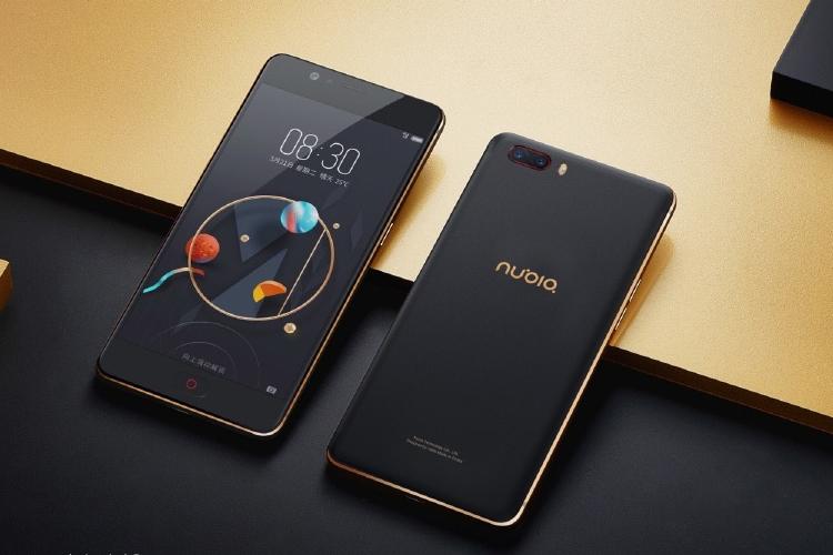 Смартфон ZTE Nubia M2