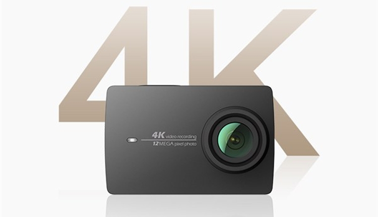 Экшен-камера Yi 4K