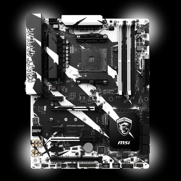 Материнская плата MSI X370 Krait Gaming
