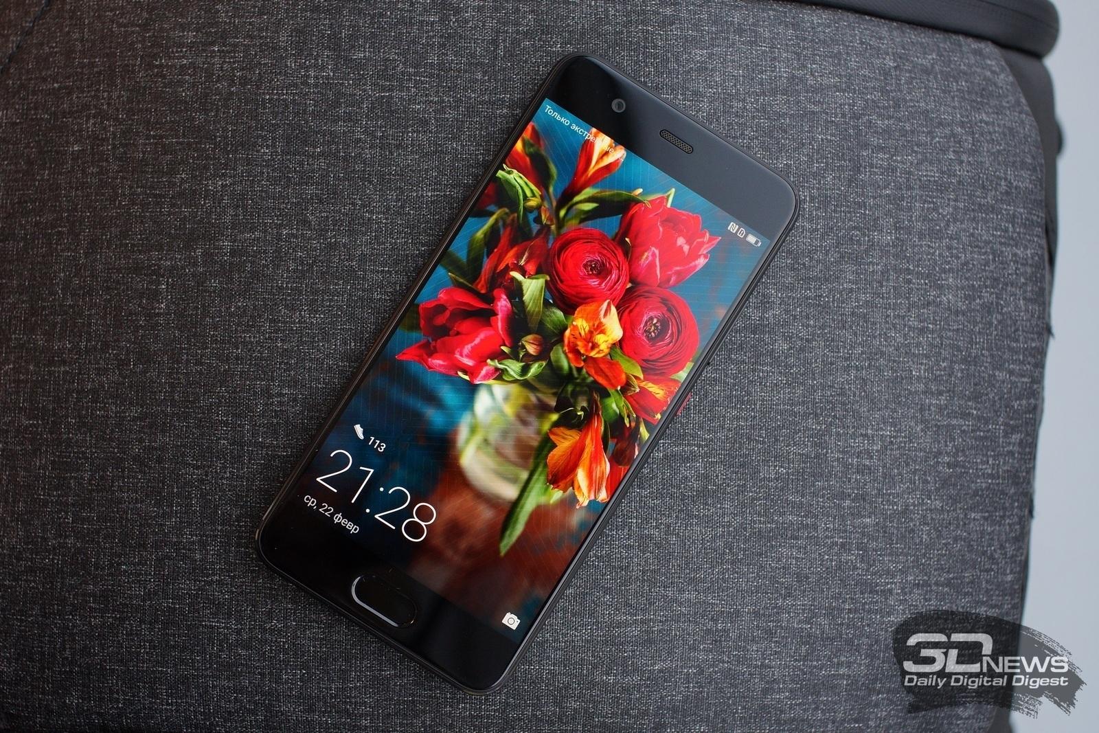 Флагманские смартфоны Huawei P10 и P10 Plus начали продаваться в России