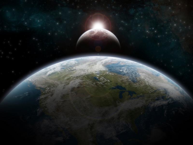Перед космическими туристами откроются завораживающие РІРёРґС‹ ЗемРРё Рё Луны