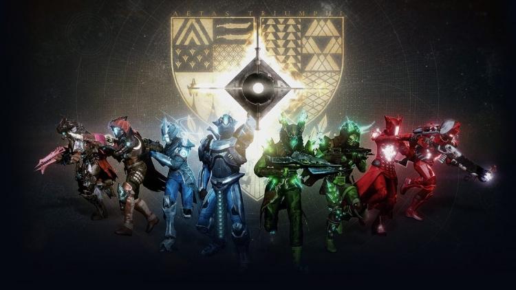 трейлер к релизу финального контентного обновления Destiny
