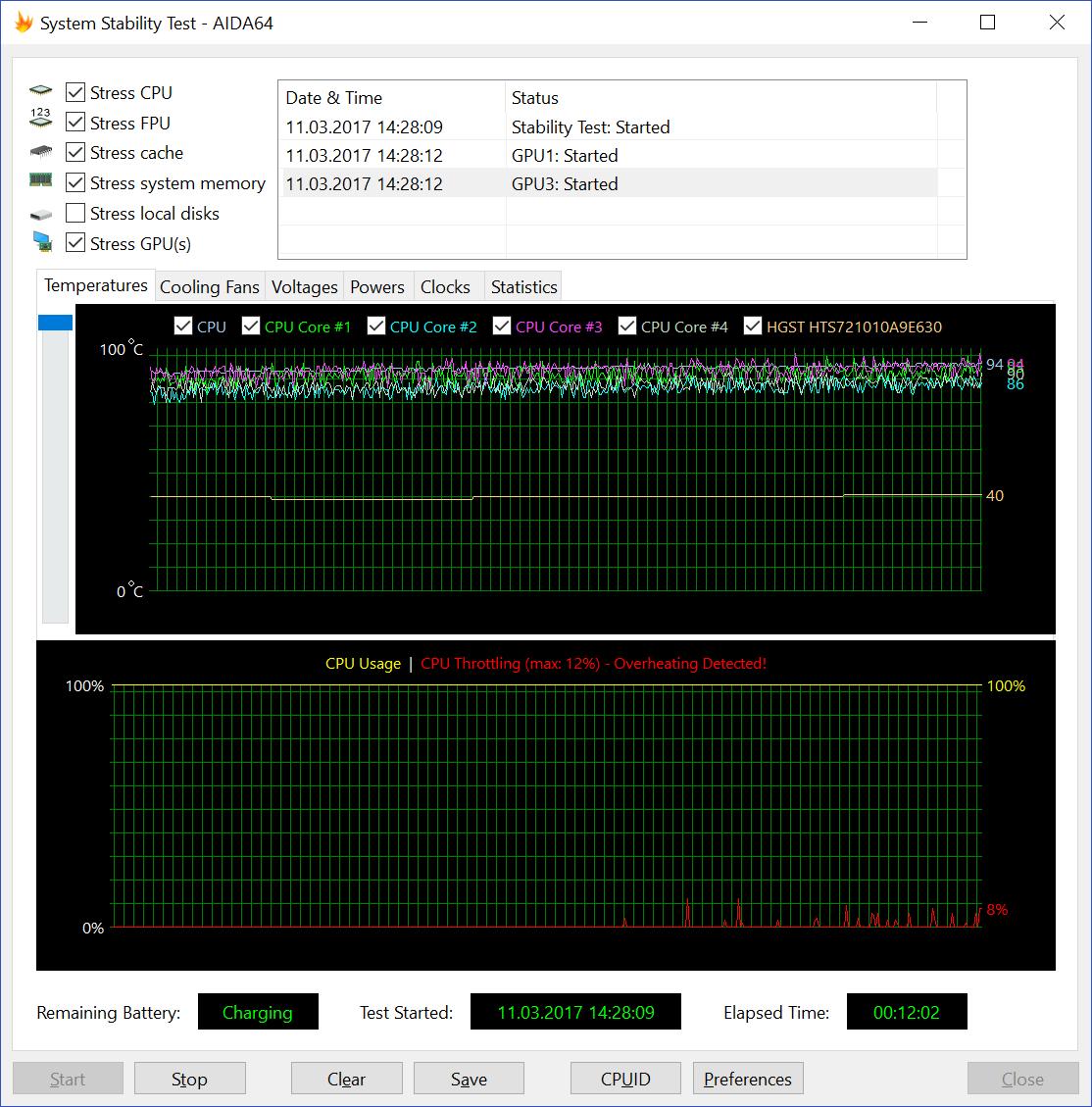 Stress Test Nvidia Gpu: *Official* NVidia GTX 10xx Series Notebook Discussion