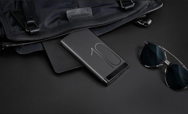 Новый резервный аккумулятор Huawei имеет ёмкость 10000 мА·ч